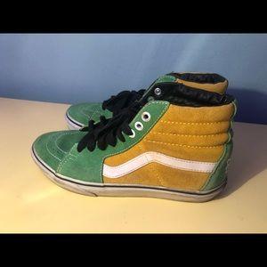 c341fae855eb Vans Shoes - Limited Edition Pearl Jam Sk8 Hi Vans